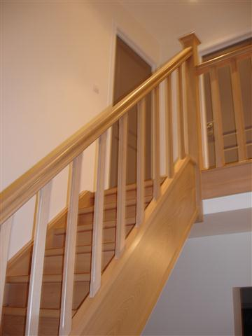 Cp trappen hedendaagse trappen for Balustrade trap