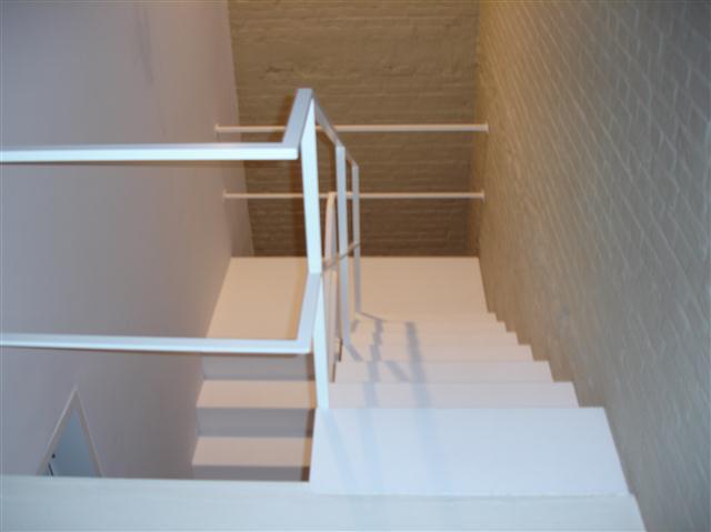Cp trappen moderne trappen - Moderne houten trap ...