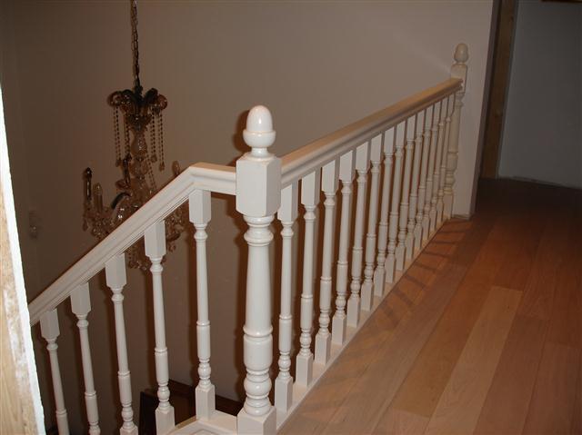 Cp trappen klassieke trappen for Balustrade trap